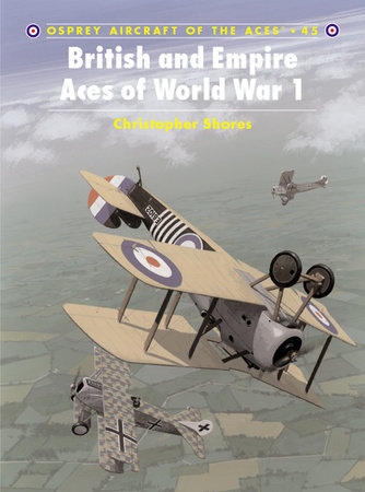 British and Empire Aces of World War 1 by