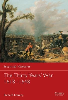 The Thirty Years' War 1618-1648 by Richard Bonney