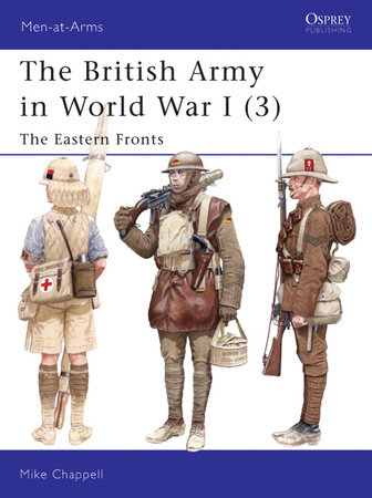 The British Army in World War I (3) by