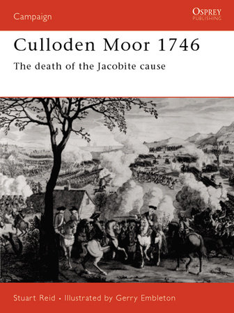 Culloden Moor 1746 by