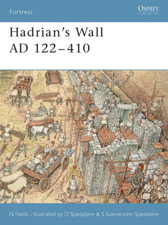 Hadrian's Wall AD 122-410 by