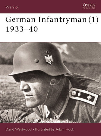 German Infantryman (1) 1933-40 by David Westwood