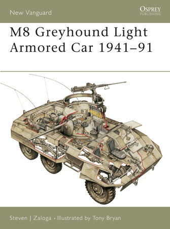 M8 Greyhound Light Armored Car 1941-91 by