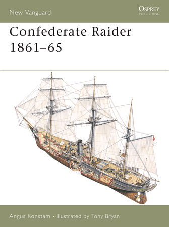Confederate Raider 1861-65 by