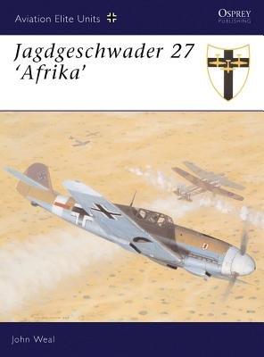 Jagdgeschwader 27 'Afrika' by