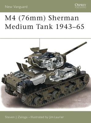 M4 (76mm) Sherman Medium Tank 1943-65 by