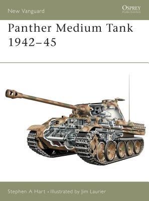 Panther Medium Tank 1942-45 by Stephen Hart
