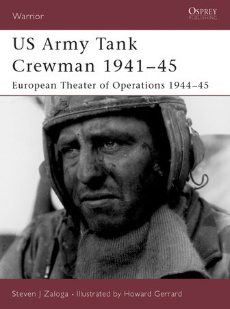 US Army Tank Crewman 1941-45 by