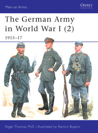 The German Army in World War I (2) by