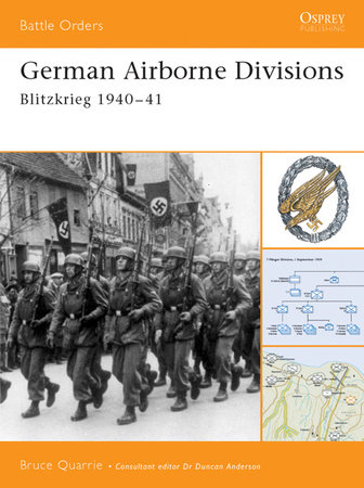 German Airborne Divisions by