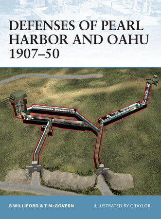 Defenses of Pearl Harbor and Oahu 1907-50 by Glen Williford