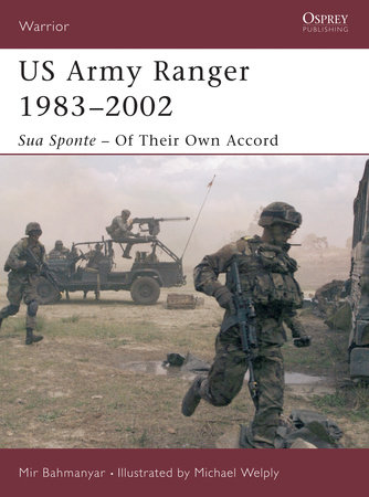 US Army Ranger 1983-2002 by Mir Bahmanyar