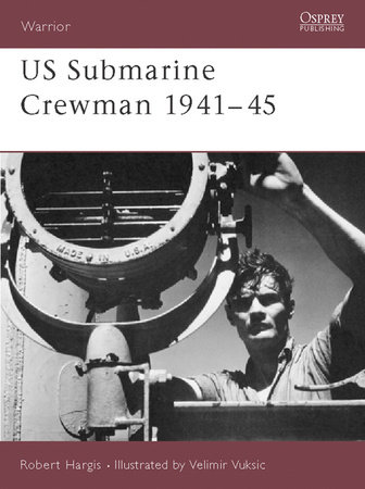 US Submarine Crewman 1941-45 by