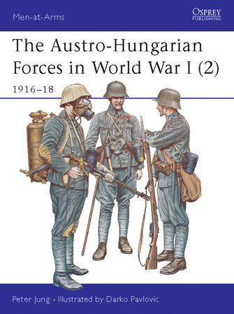 The Austro-Hungarian Forces in World War I (2) by Peter Jung