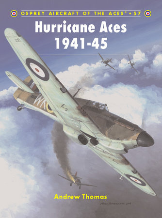 Hurricane Aces 1941-45 by