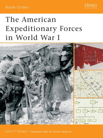 The American Expeditionary Forces in World War I by
