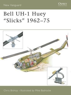 Bell UH-1 Huey 'Slicks' 1962-75 by