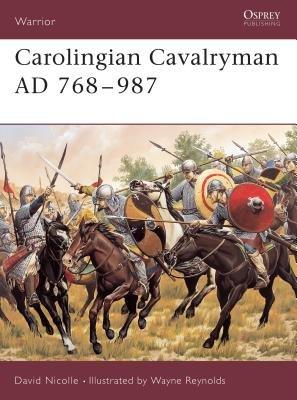 Carolingian Cavalryman AD 768-987 by