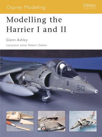 Modelling the Harrier I and II by Glenn Ashley