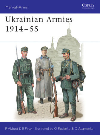 Ukrainian Armies 1914-55 by