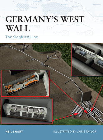 Germany's West Wall by Neil Short
