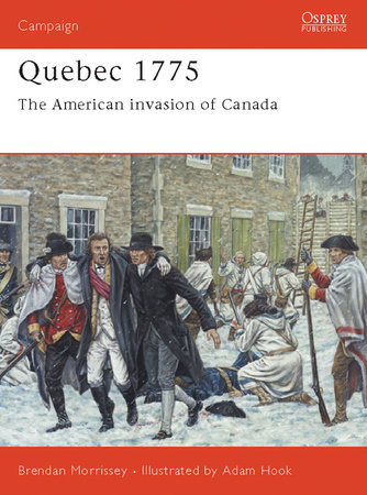 Quebec 1775 by