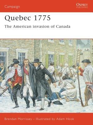 Quebec 1775 by Brendan Morrissey