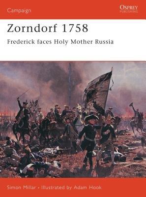 Zorndorf 1758 by Simon Millar