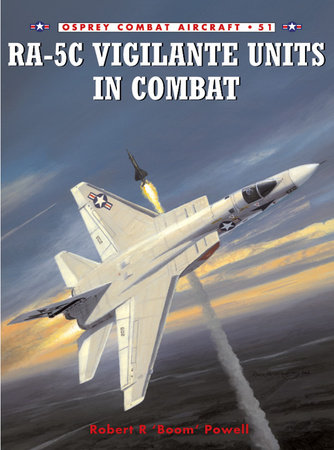 RA-5C Vigilante Units in Combat by