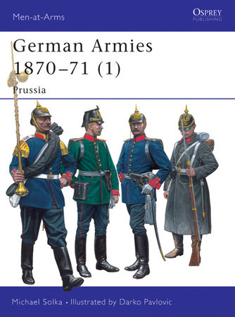 German Armies 1870-71 (1) by