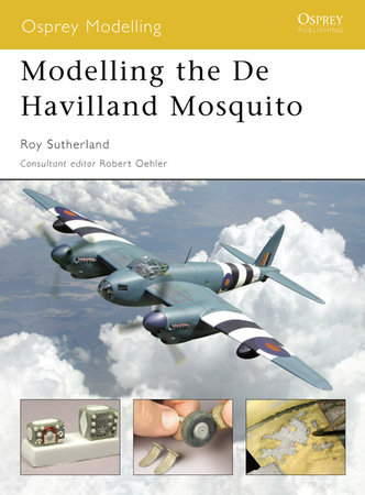 Modelling the De Havilland Mosquito by