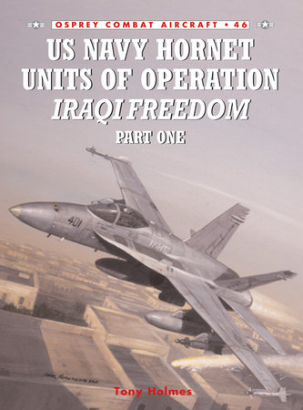US Navy Hornet Units of Operation Iraqi Freedom (Part One) by