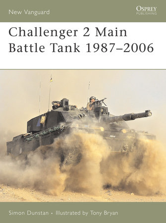 Challenger 2 Main Battle Tank 1987-2006 by