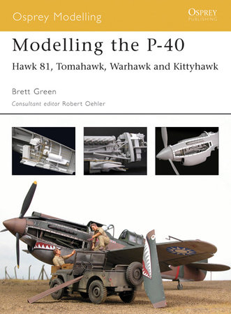 Modelling the P-40 by Brett Green
