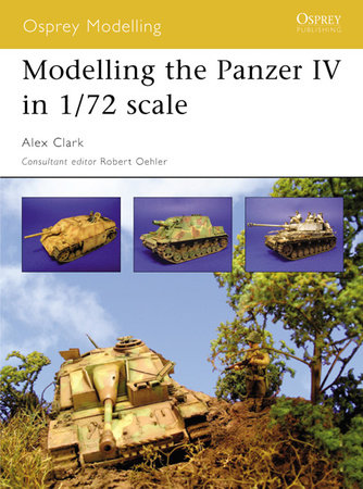 Modelling the Panzer IV in 1/72 scale by