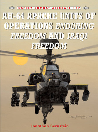 AH-64 Apache Units of Operations Enduring Freedom & Iraqi Freedom by