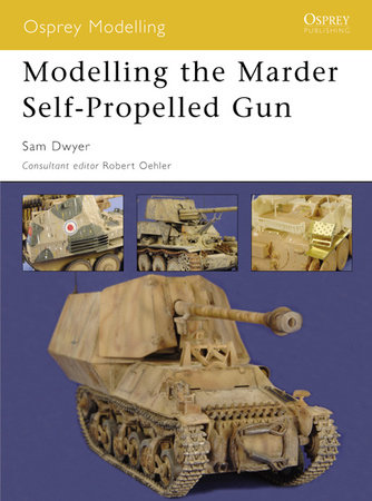 Modelling the Marder Self-Propelled Gun by