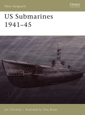 US Submarines 1941-45 by