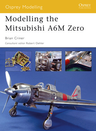 Modelling the Mitsubishi A6M Zero by