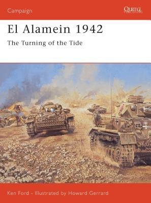 El Alamein 1942 by Ken Ford