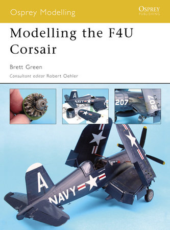 Modelling the F4U Corsair by