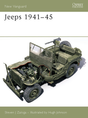 Jeeps 1941-45 by Steven Zaloga