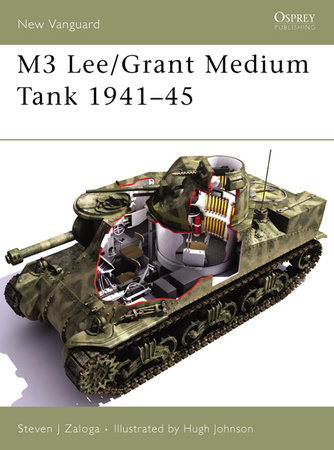 M3 Lee/Grant Medium Tank 1941-45 by