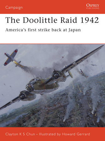 The Doolittle Raid 1942 by