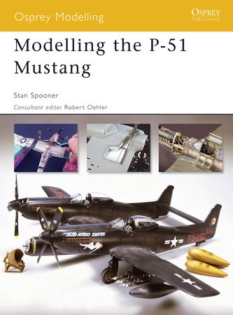 Modelling the P-51 Mustang by