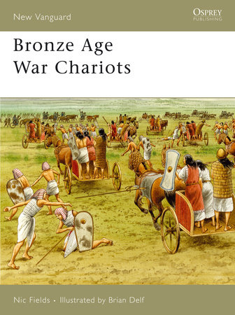 Bronze Age War Chariots by