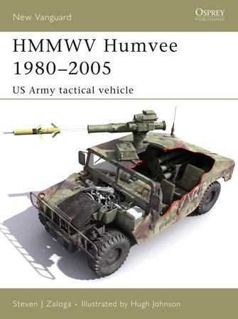 HMMWV Humvee 1980-2005 by