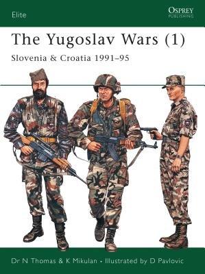 The Yugoslav Wars (1) by