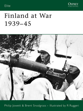 Finland at War 1939 - 45 by