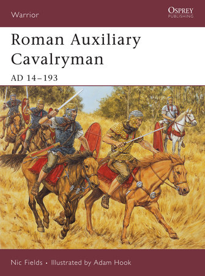 Roman Auxiliary Cavalryman by Nic Fields